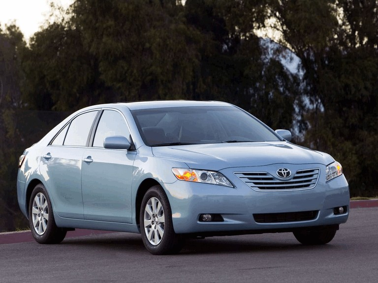 2007 Toyota Camry XLE 225776