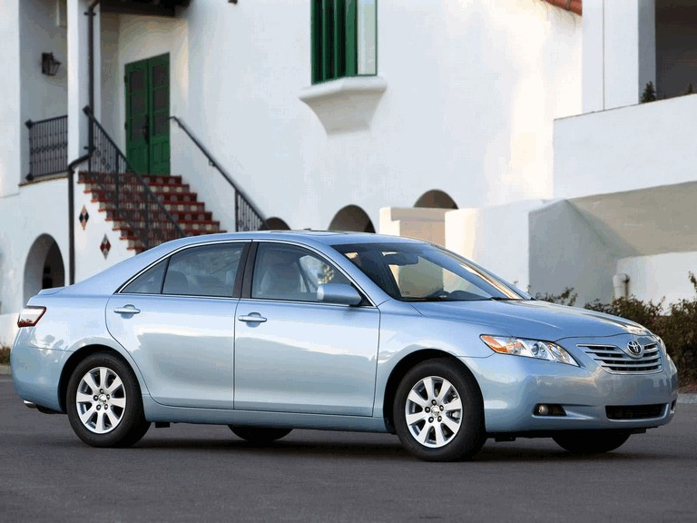 2007 Toyota Camry XLE 225782