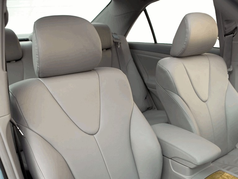2007 Toyota Camry XLE 225787