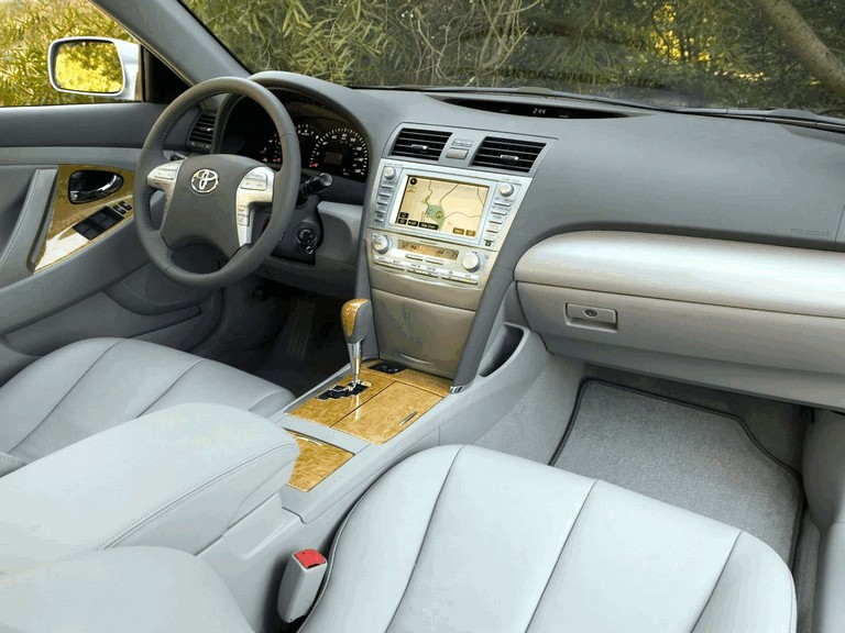 2007 Toyota Camry Xle 225793
