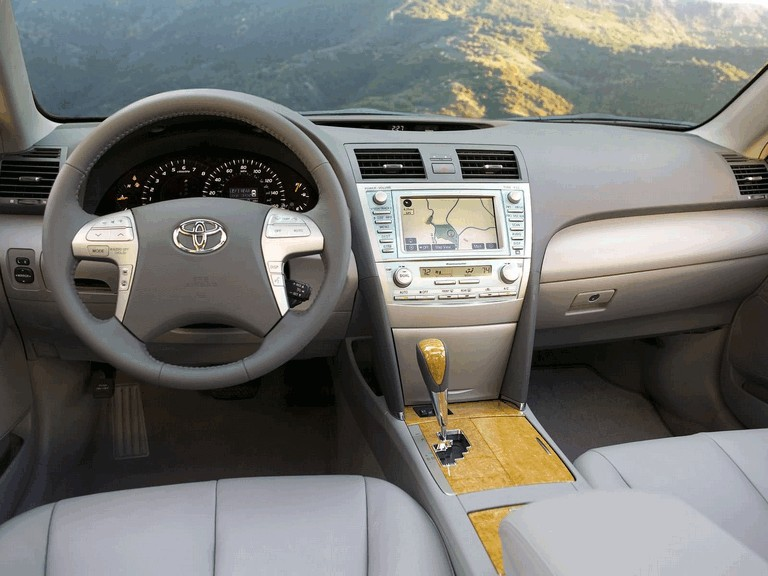 2007 Toyota Camry XLE 225794