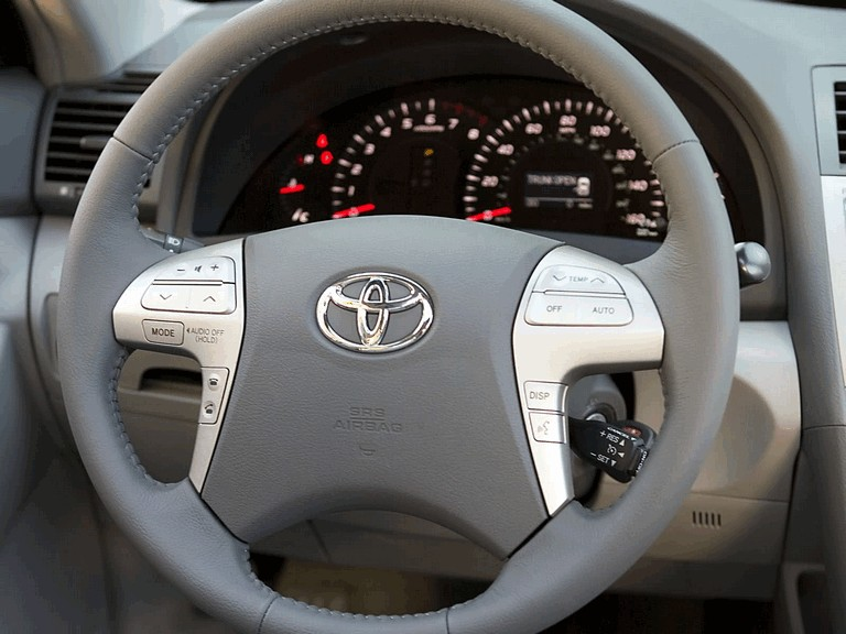 2007 Toyota Camry XLE 225795