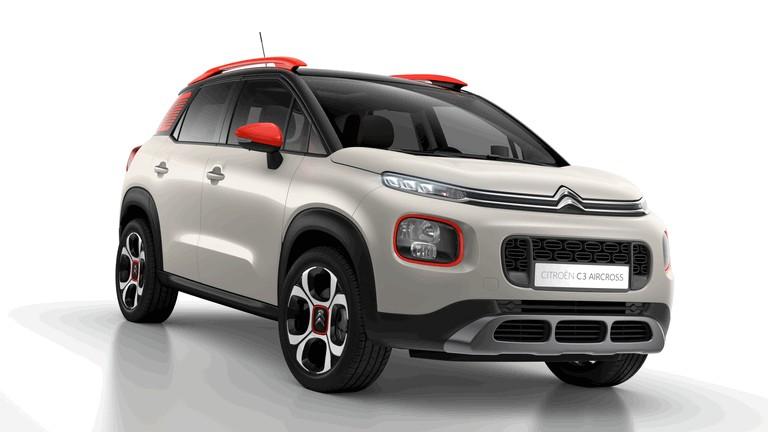2018 Citroën C3 Aircross 476649