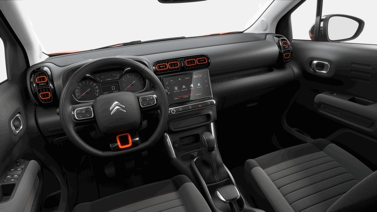2018 Citroën C3 Aircross 476672