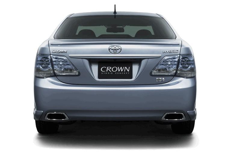 2007 Toyota Crown hybrid concept 225856
