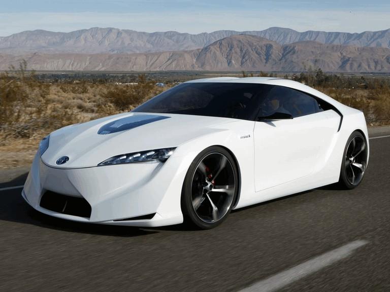 2007 Toyota FT-HS concept 225863