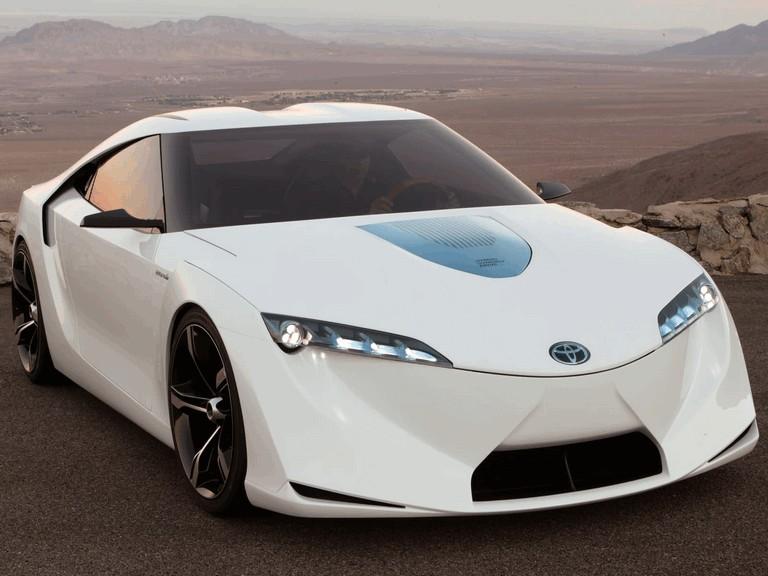 2007 Toyota FT-HS concept 225884