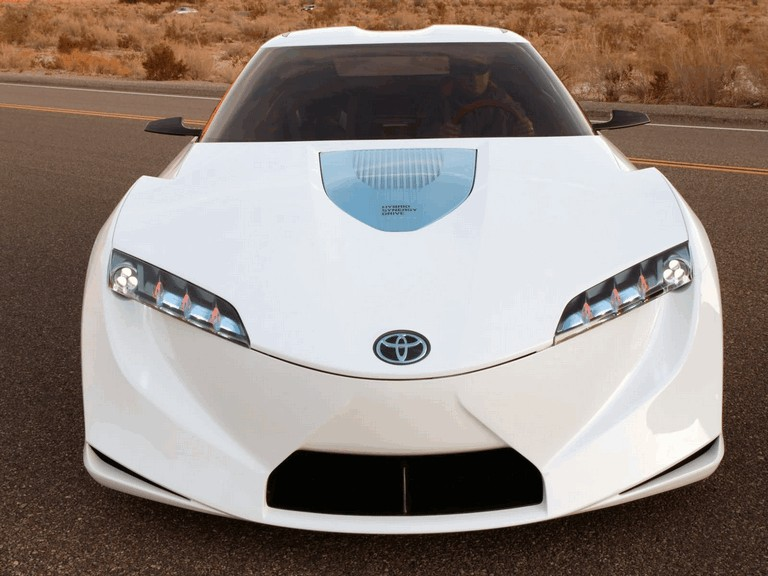 2007 Toyota FT-HS concept 225885