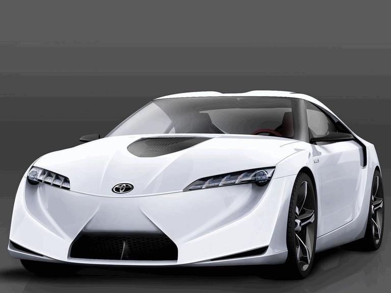 2007 Toyota FT-HS concept 225892
