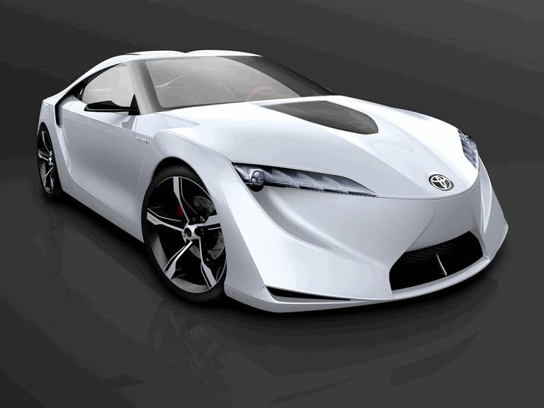 2007 Toyota FT-HS concept 225893