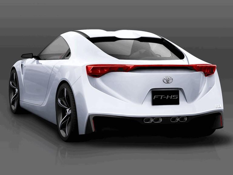 2007 Toyota FT-HS concept 225894