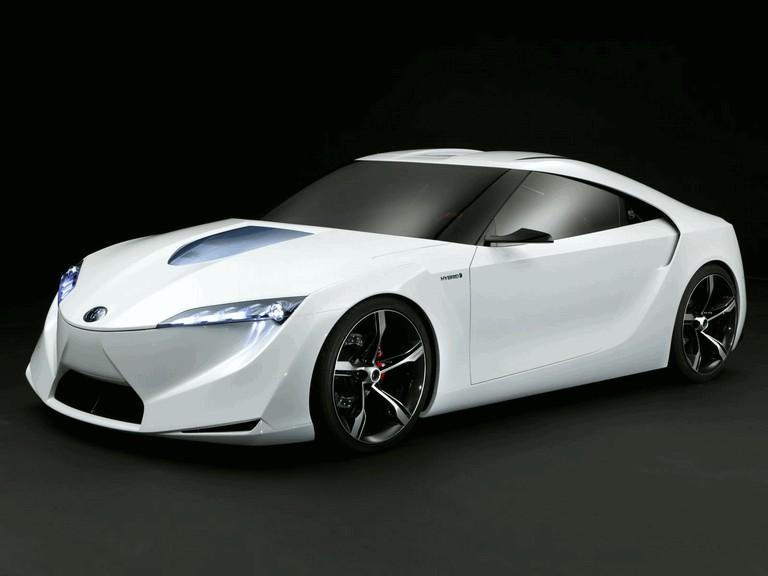 2007 Toyota FT-HS concept 225899