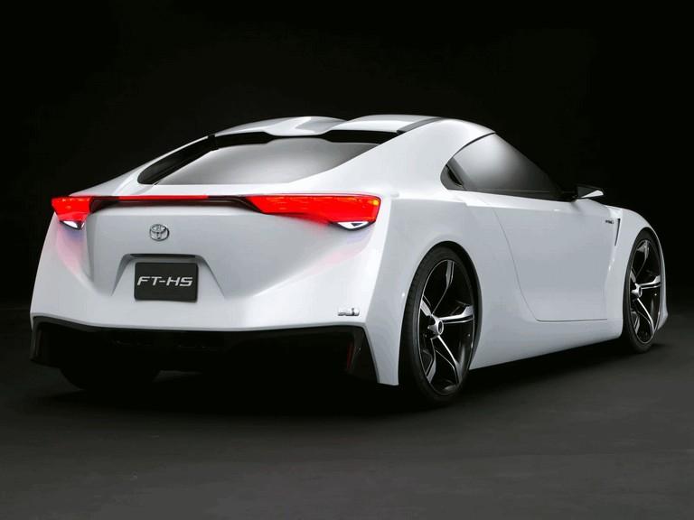 2007 Toyota FT-HS concept 225900