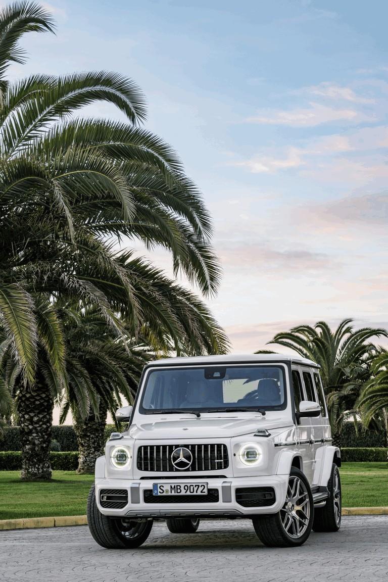 2018 Mercedes-AMG G63 477269