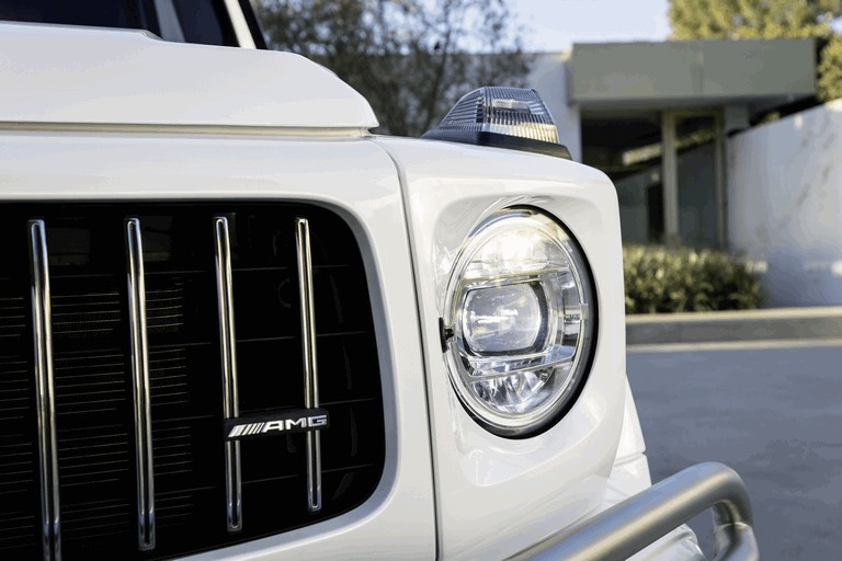 2018 Mercedes-AMG G63 477281