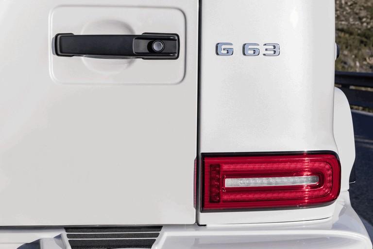 2018 Mercedes-AMG G63 477287