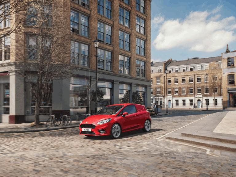 2018 Ford Fiesta Van - UK version 478484