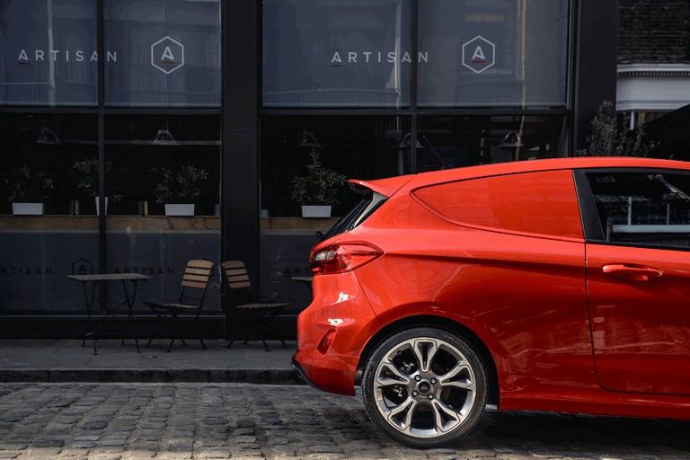 2018 Ford Fiesta Van - UK version 478489