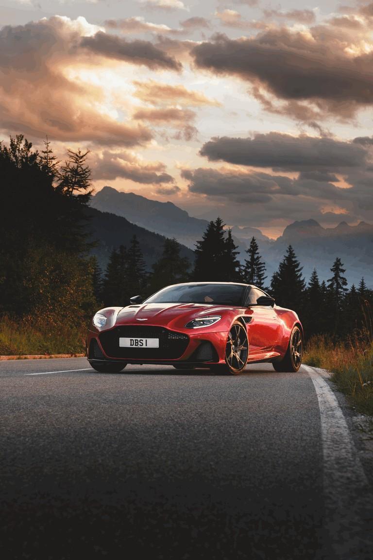 Aston Martin Dbs Superleggera Wallpaper Iphone Supercars Gallery