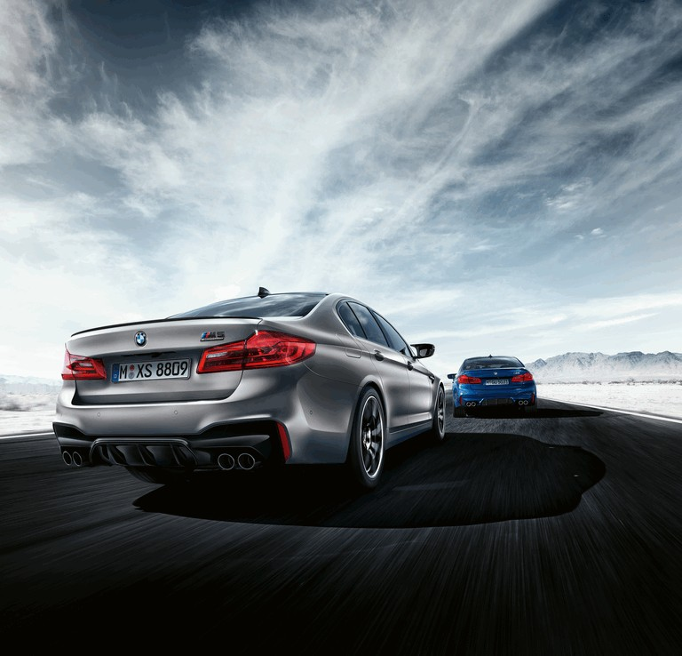 2018 BMW M5 Competition 480030