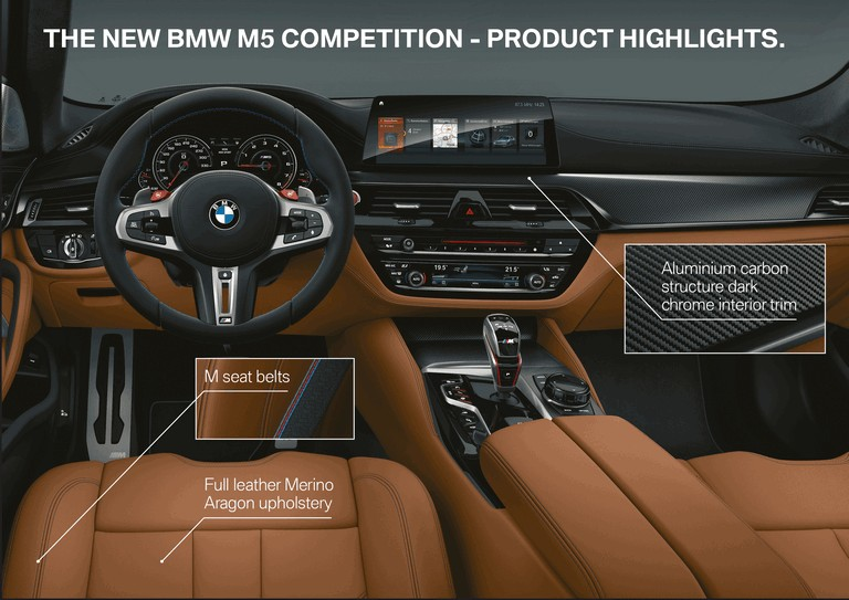 2018 BMW M5 Competition 480047