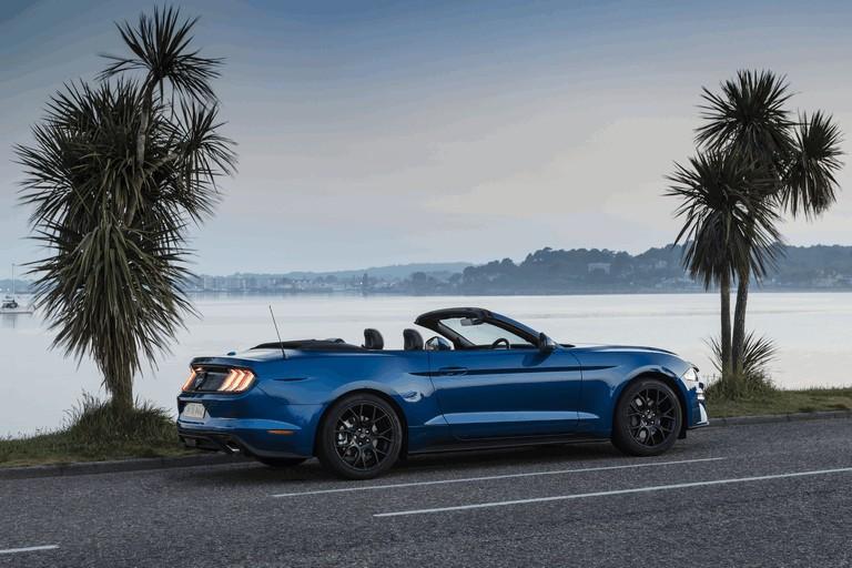 2018 Ford Mustang convertible - UK version 480091