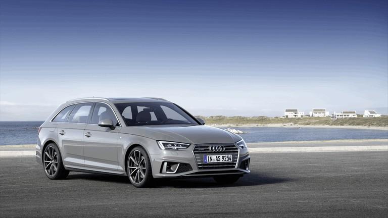 2018 Audi A4 Avant 480278