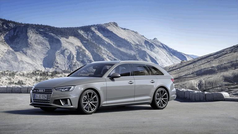2018 Audi A4 Avant 480282