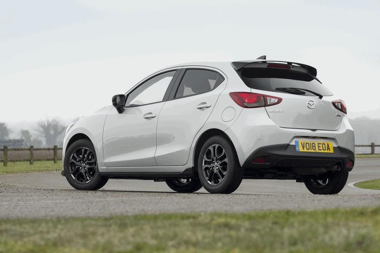 2018 Mazda 2 Sport Black special edition - UK version 480293
