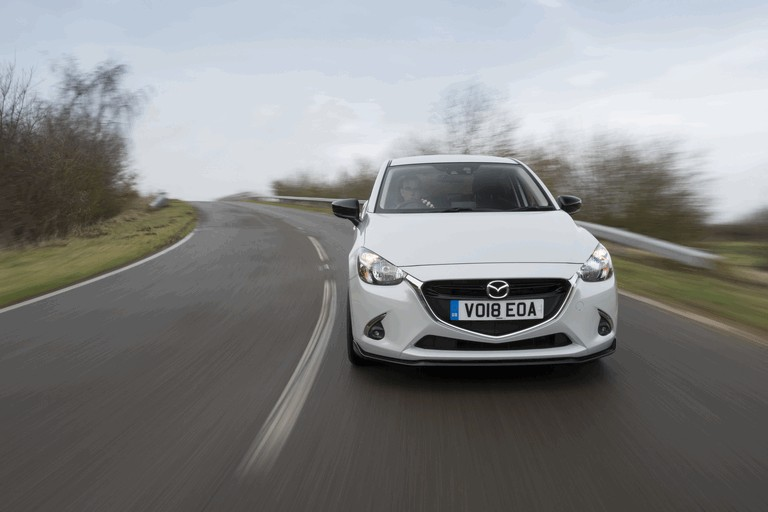 2018 Mazda 2 Sport Black special edition - UK version 480296
