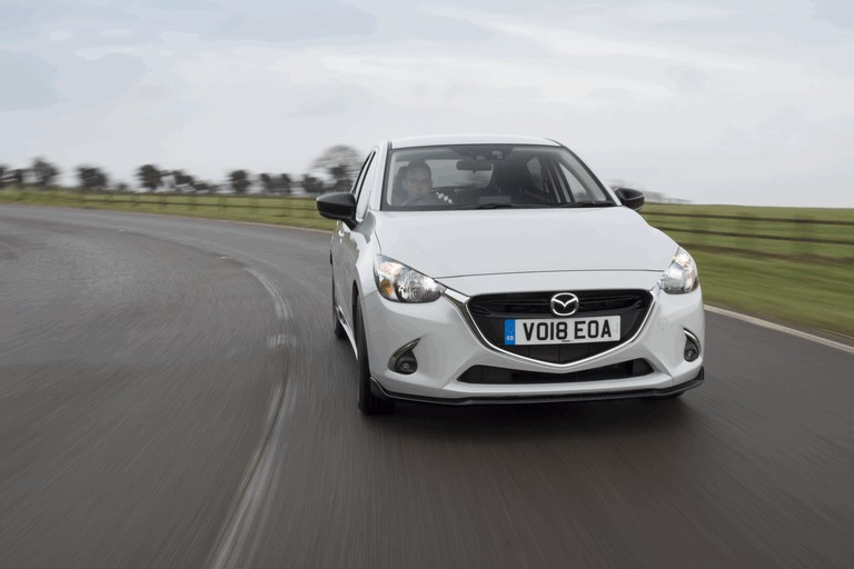 2018 Mazda 2 Sport Black special edition - UK version 480297
