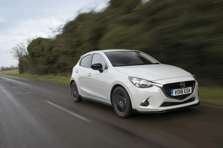 2018 Mazda 2 Sport Black special edition - UK version 480298