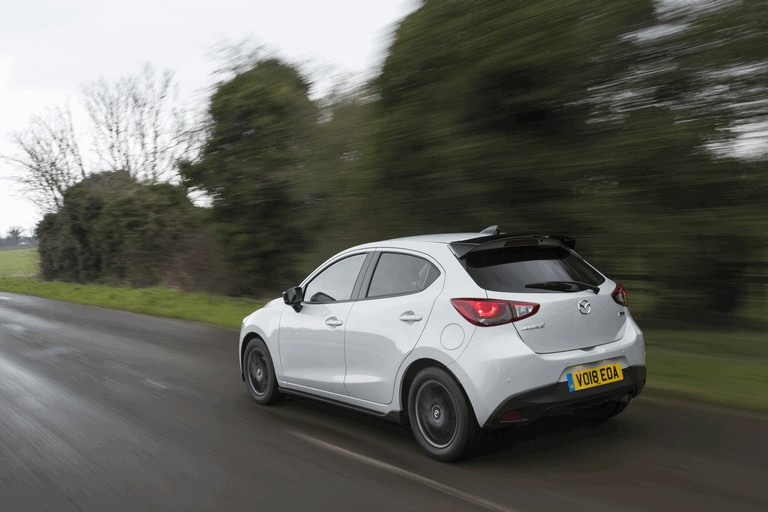 2018 Mazda 2 Sport Black special edition - UK version 480300