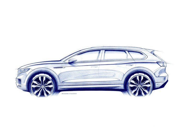 2018 Volkswagen Touareg 480382