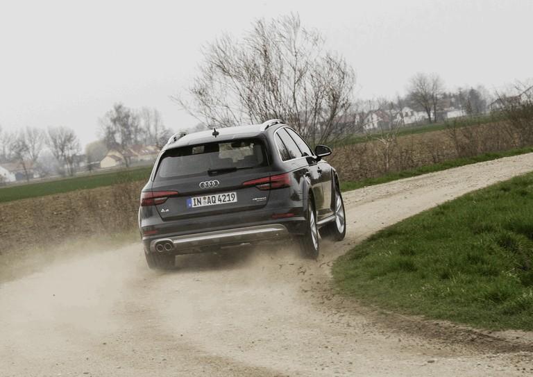 2018 Audi A4 allroad quattro 2.0 TFSI quattro 480414
