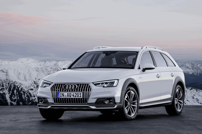 2018 Audi A4 allroad quattro 2.0 TFSI quattro 480415