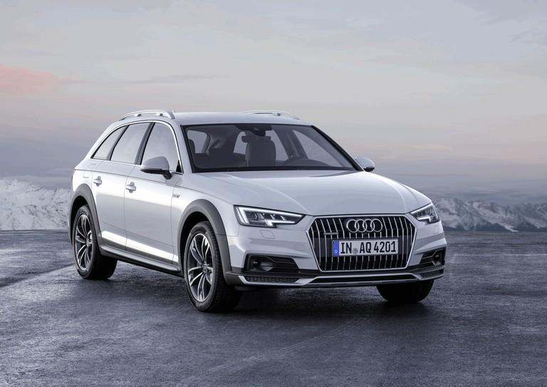 2018 Audi A4 allroad quattro 2.0 TFSI quattro 480420