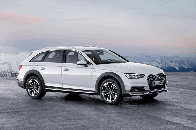 2018 Audi A4 allroad quattro 2.0 TFSI quattro 480424