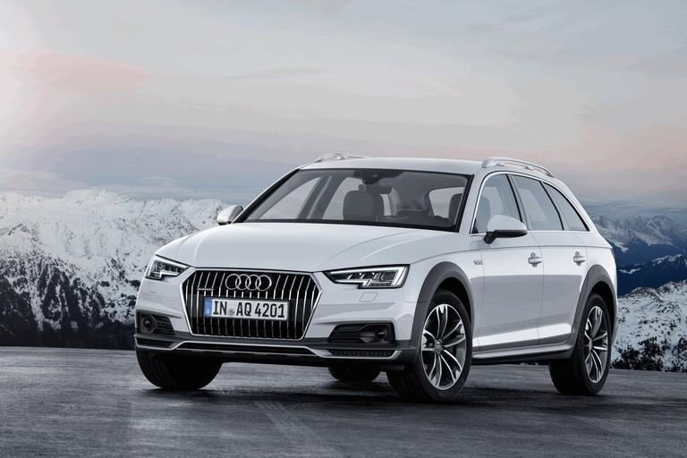 2018 Audi A4 allroad quattro 2.0 TFSI quattro 480425