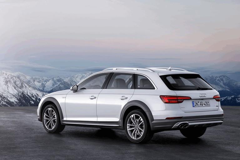 2018 Audi A4 allroad quattro 2.0 TFSI quattro 480428