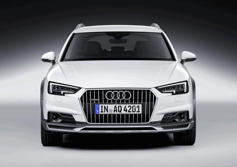 2018 Audi A4 allroad quattro 2.0 TFSI quattro 480432