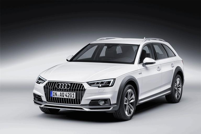 2018 Audi A4 allroad quattro 2.0 TFSI quattro 480435