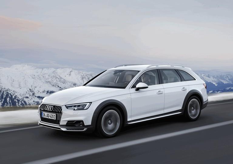 2018 Audi A4 allroad quattro 2.0 TFSI quattro 480441