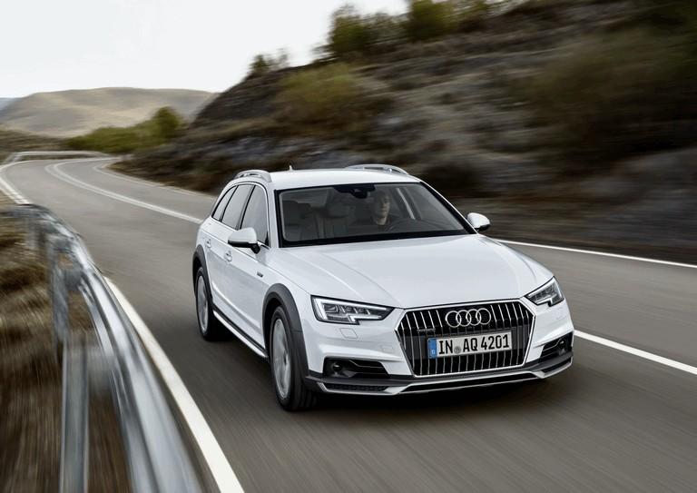 2018 Audi A4 allroad quattro 2.0 TFSI quattro 480442