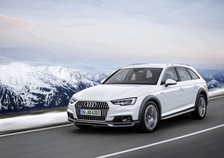 2018 Audi A4 allroad quattro 2.0 TFSI quattro 480449