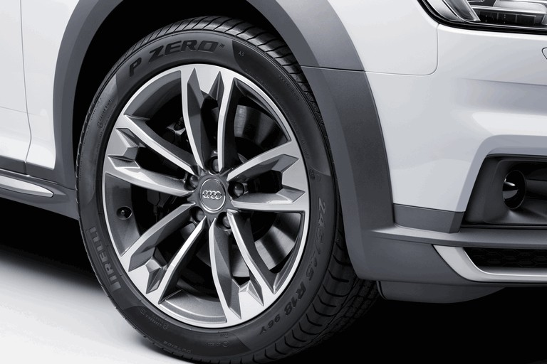 2018 Audi A4 allroad quattro 2.0 TFSI quattro 480452