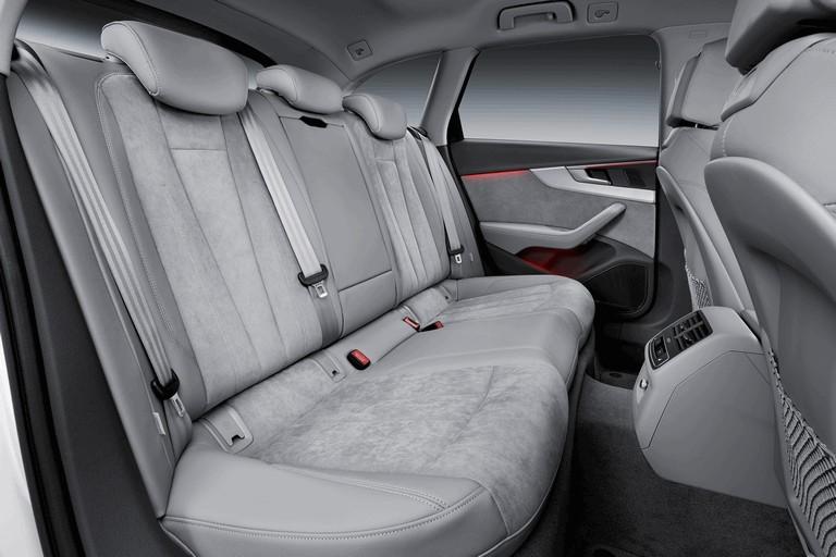 2018 Audi A4 allroad quattro 2.0 TFSI quattro 480457