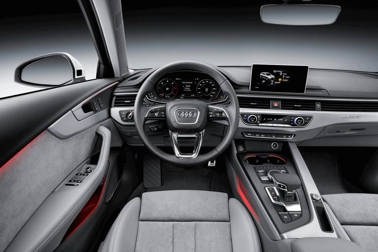 2018 Audi A4 allroad quattro 2.0 TFSI quattro 480458