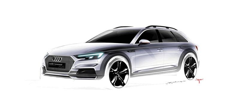 2018 Audi A4 allroad quattro 2.0 TFSI quattro 480462