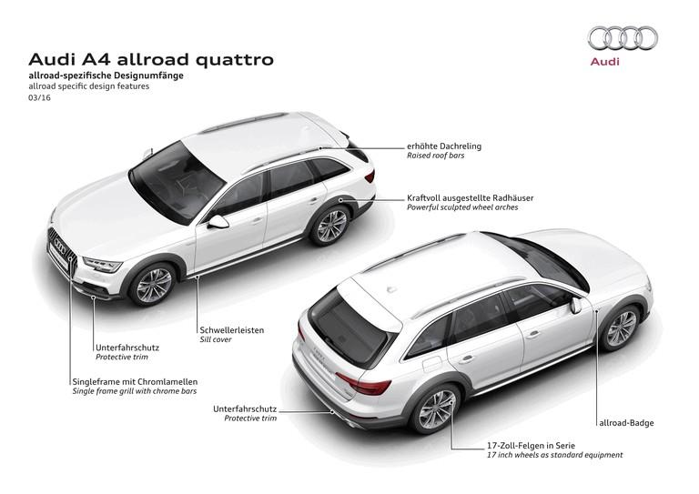 2018 Audi A4 allroad quattro 2.0 TFSI quattro 480473